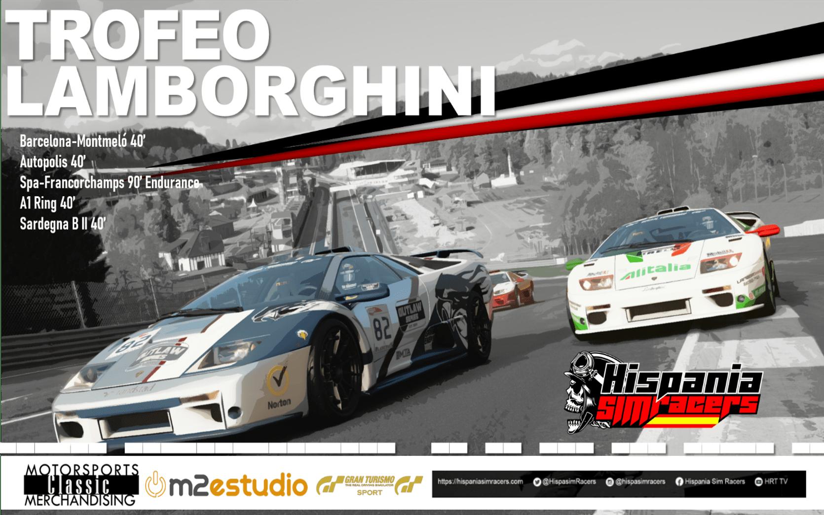 HRT Trofeo Lamborghini
